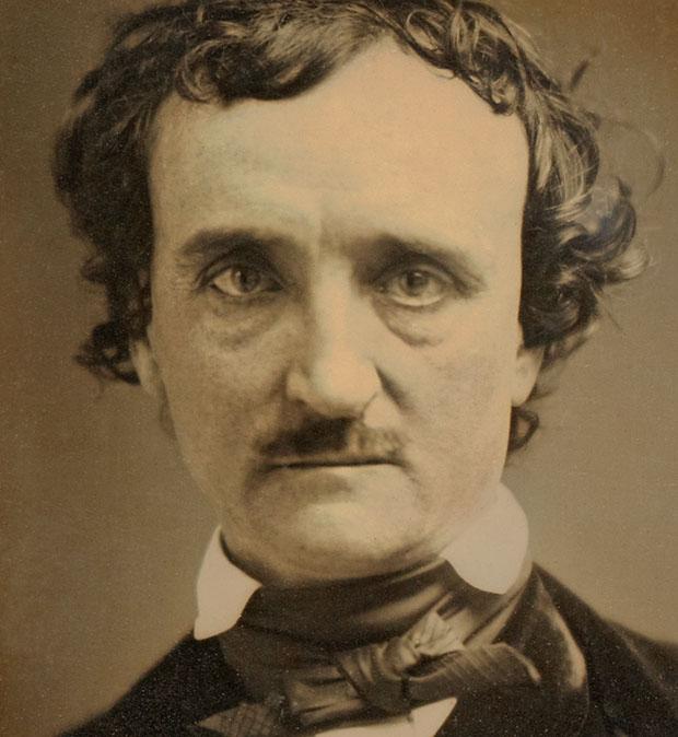Daguerrotipo de Edgar Allan Poe