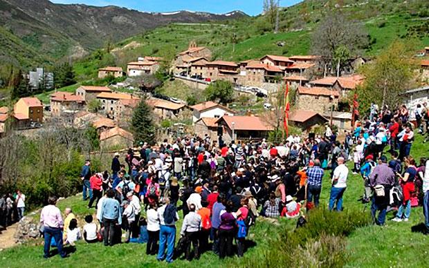 Romería de San Froilán de Valdorria