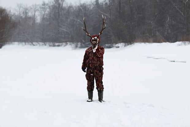"""""""El cazador"""" de Álvaro Laíz"""