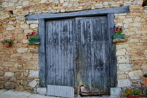 Arquitectura tradicional en la comarca leonesa de Luna