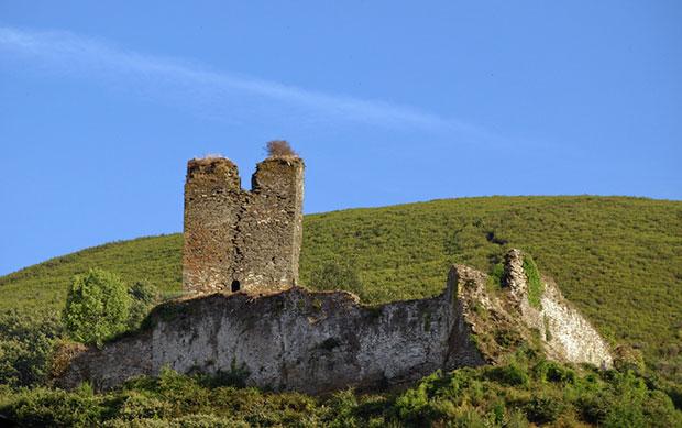 Castillo de Balboa (El Bierzo)