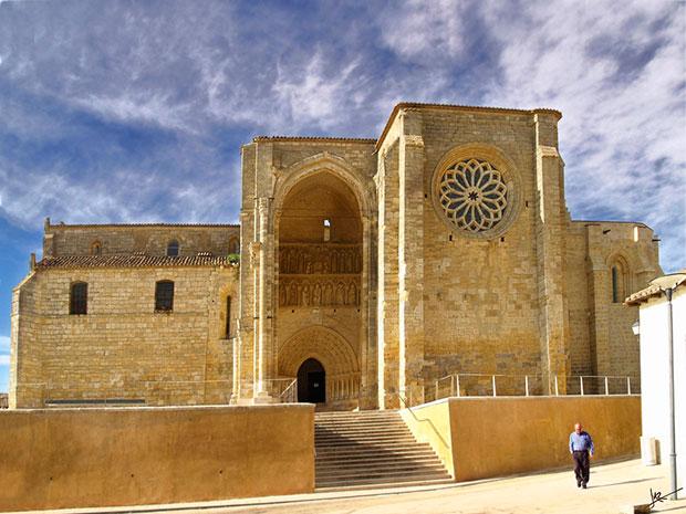 Iglesia de Santa María (Villalcázar de Sirga, Palencia)