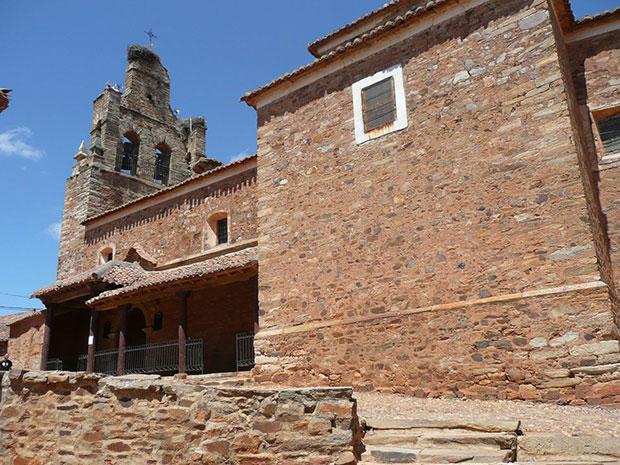 Iglesia de Castrillo de los Polvazares