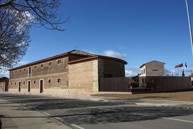 Museo de la Industria Harinera de Castilla y León (MIHACALE) en Gordoncillo