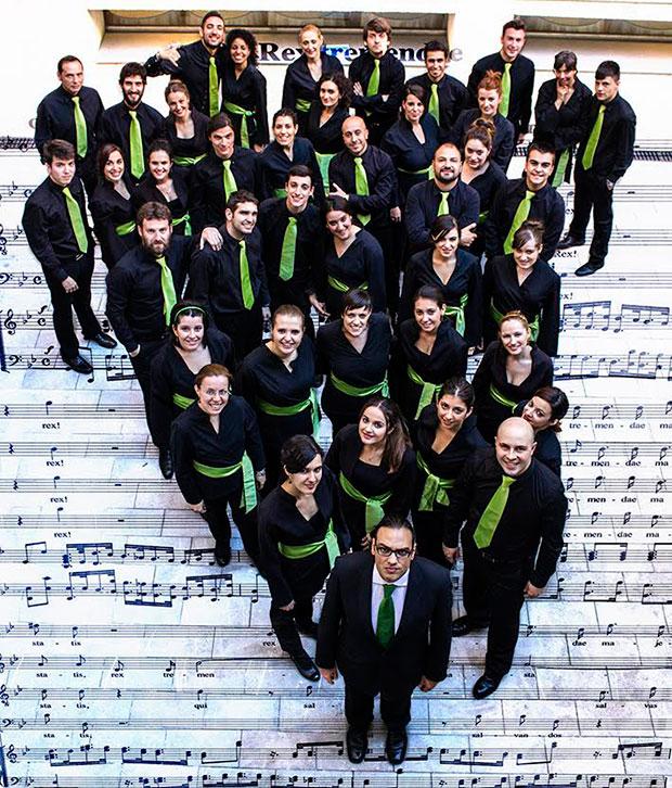 Coro Ángel Barja