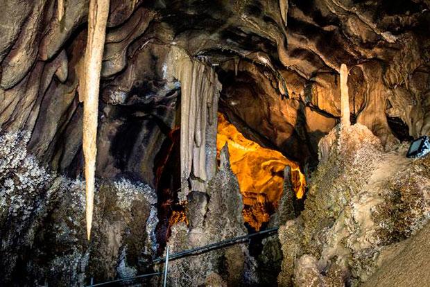 Cueva Llamazares