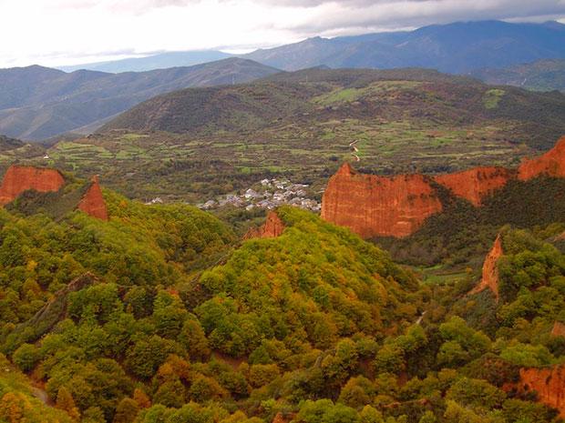 Las Médulas (El Bierzo-León)
