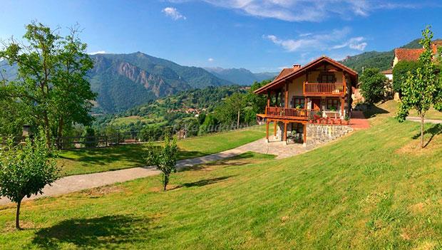Casa Rural Las Cumbres, Tanarrio (Cantabria)
