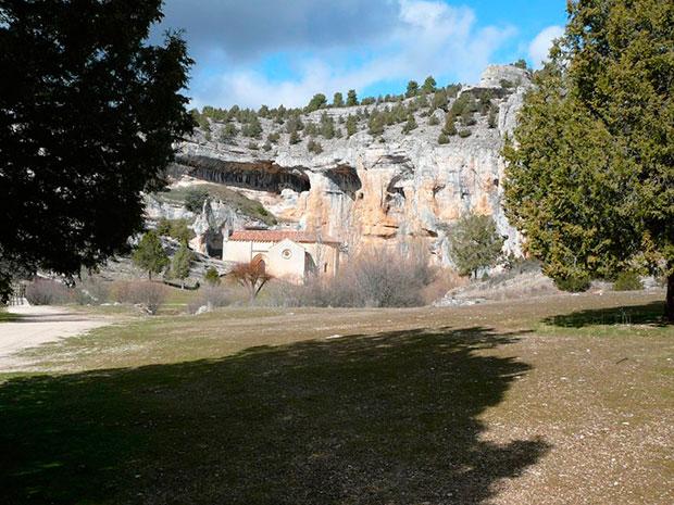Cañón del Río Lobos (Soria)