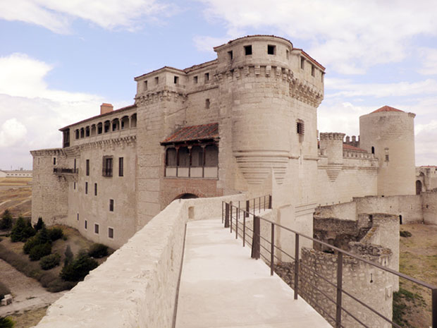 Castillo de Cuéllar (Segovia)