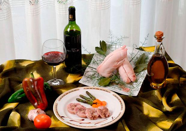 Gastronomia Maestrazgo