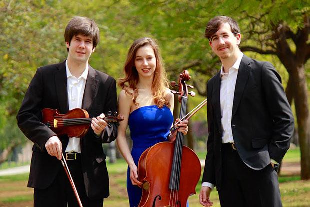 Cygnus Trío (violín, cello y piano)