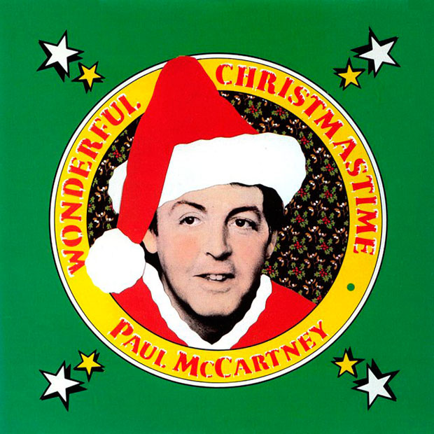 wonderful christmas time paul mccartney