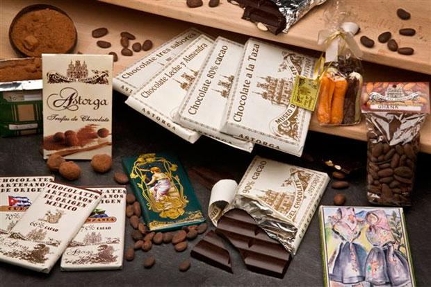 Chocolates de Astorga