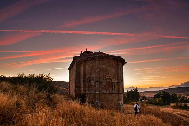 Ermita románica de Santa Eulalia, Aguilar de Campoo (Palencia) / FSMLR