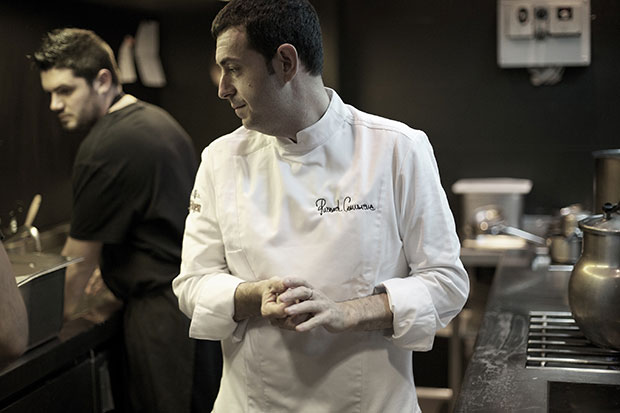 Ricard Camarena, del restaurante Ricard Camarena, Valencia cocinero