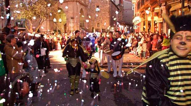 Carnaval de La Bañeza (León)