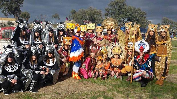 Carnaval Zorrero de Esparragosa de La Serena (Badajoz)