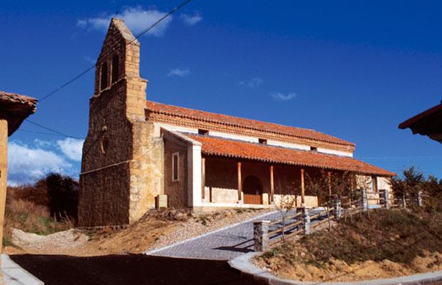 Iglesia de Nuestra Señora de la Asunción de Villarmún (León)