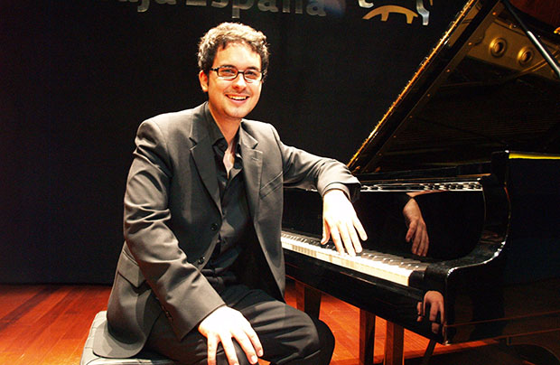 Ruben Talon pianista