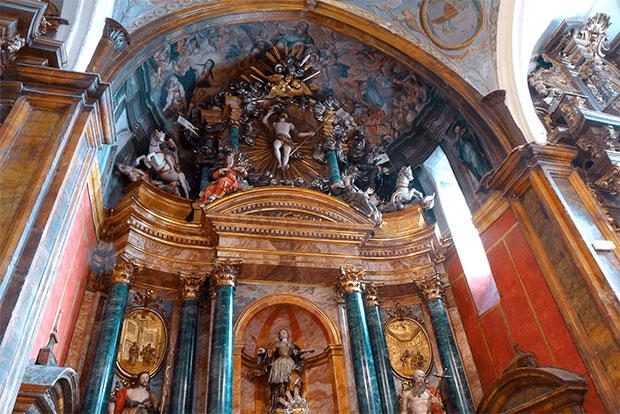 Retablo de la iglesia de Sotillo de la Ribera, Burgos