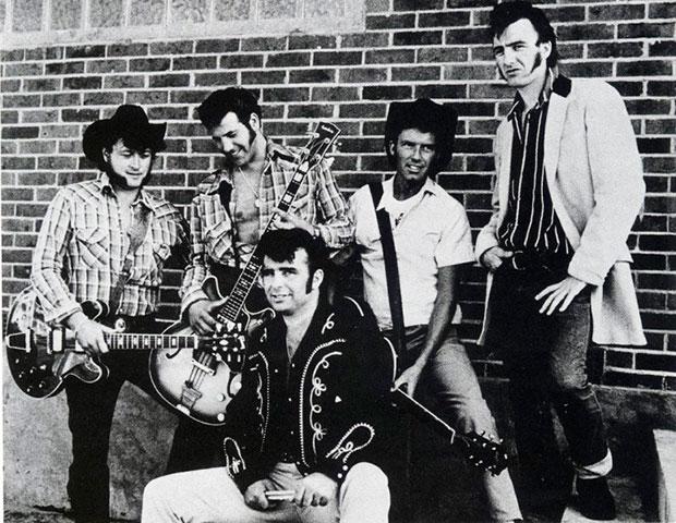 Crazy Cavan y los Rythm Rockers