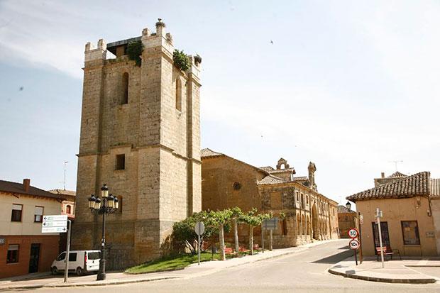 Iglesia de Santa Maria, Fuentes de Nava (Palencia)