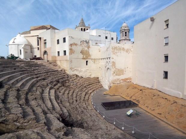 Teatro Romano de Cádiz / Turismo de Cádiz