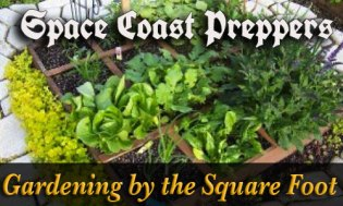 Gardening by the Square Foot - Space Coast Preppers.com