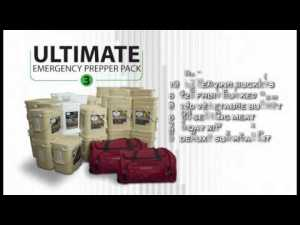 Wise Foods Ultimate Prepper Packs