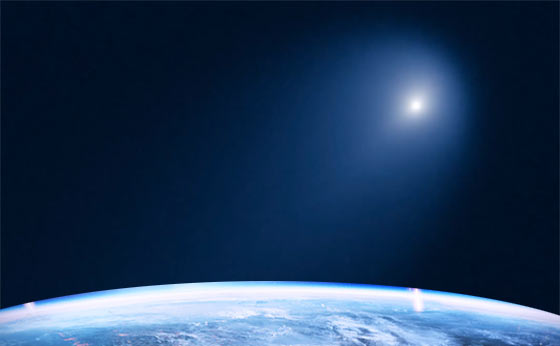 Comet ISON To Reign Down Fire In January 2014?