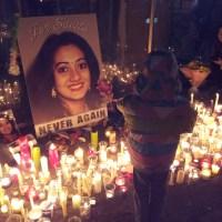 Galway's Vigil for Savita