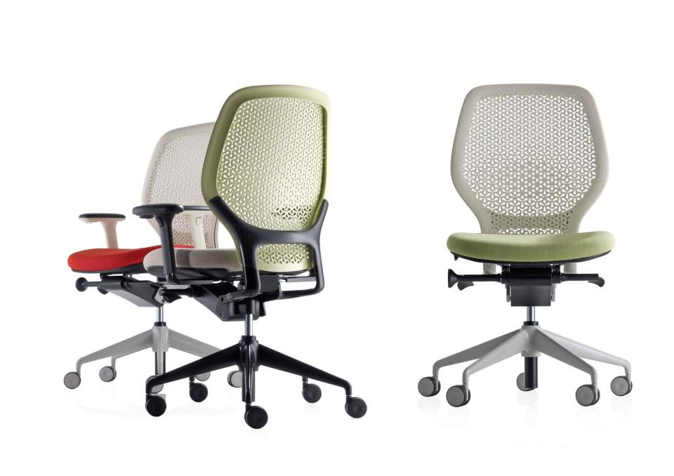 Picture of Orangebox Ara Office Task Chairs