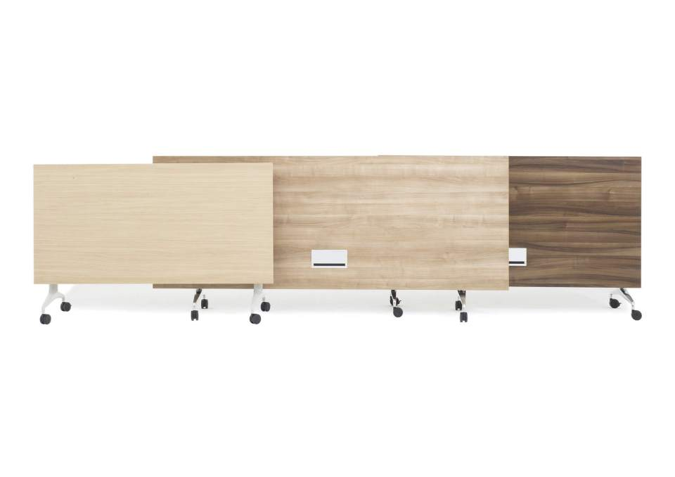 Picture of Orangebox Obvio Fold-away Meeting Tables