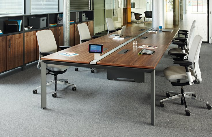Picture of FrameOne Bench Desks