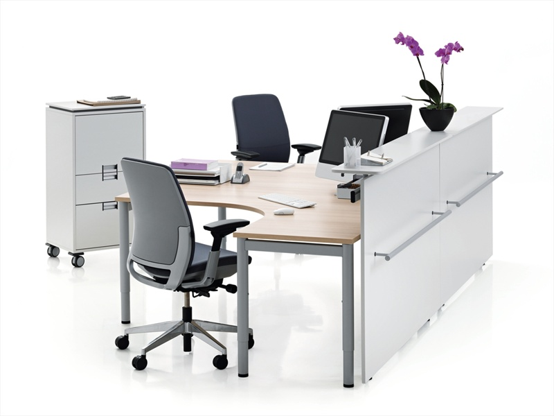 Picture of Steelcase Universal Reception Counters