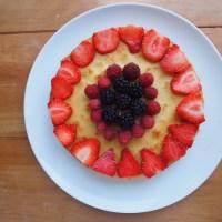 Gluten-free Lemon Ricotta Cake