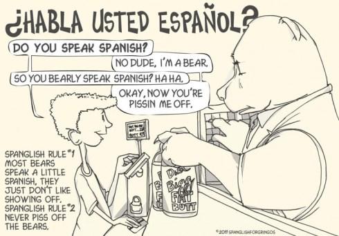 usted, spain, spanish, learning spanish