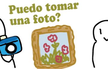 スペイン語 写真 撮る