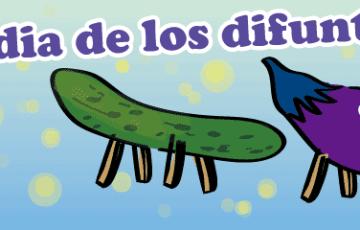スペイン語 お盆 difuntos