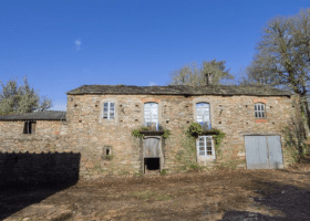 Abandoned hamlet for sale in Galicia