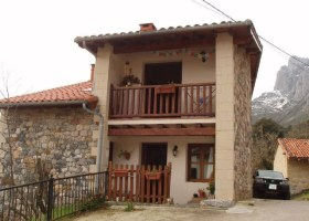 3 bed village house for sale in the heart of the Picos mountains, northern Spain