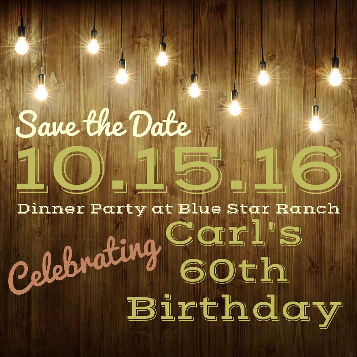 Fullsize Of 60th Birthday Invitations