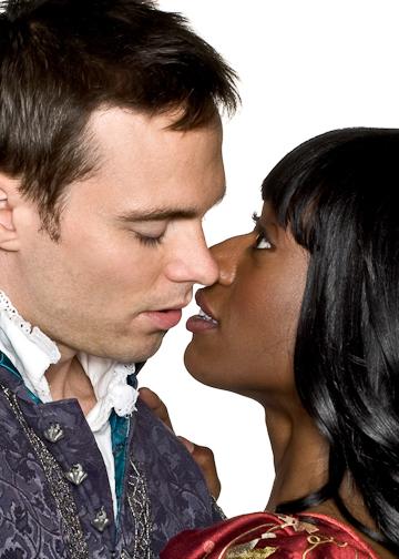 black girls threesome white guys