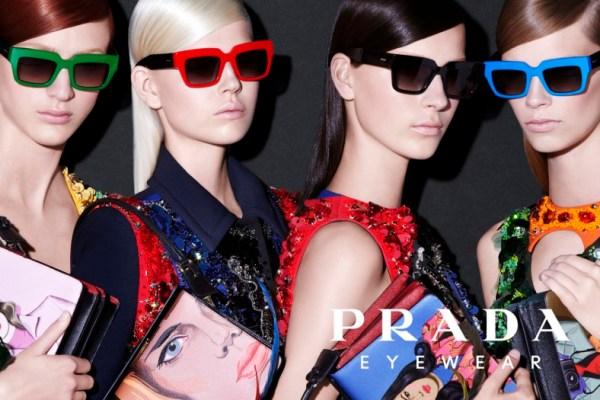 Summer Fashion 2014. Prada