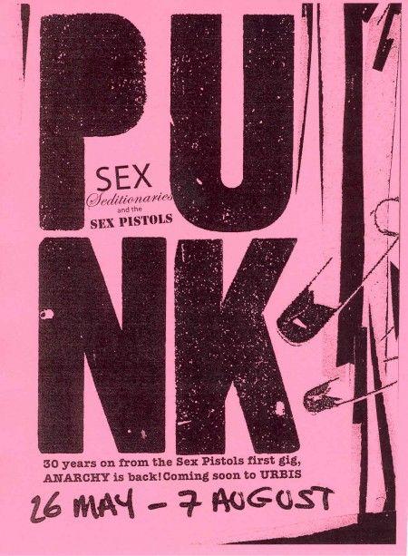 punk rock posters