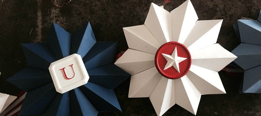 Star-Spangled Garland