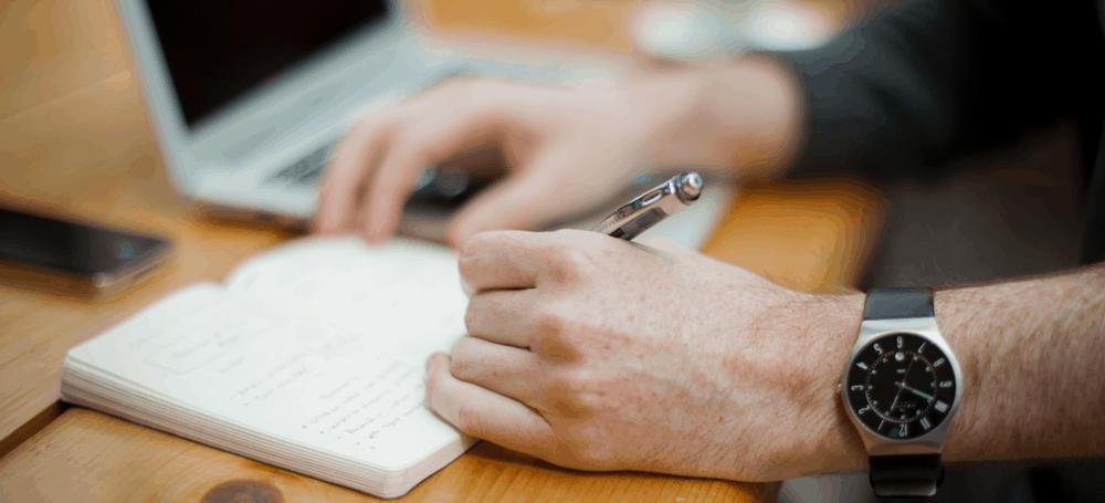 Blogging in Notebook