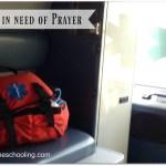 Very sick in need of Prayer