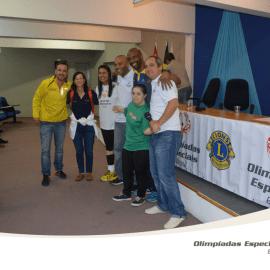 Faculdade de Educação Física de Santos sedia nossa capacitação sobre esporte unificado